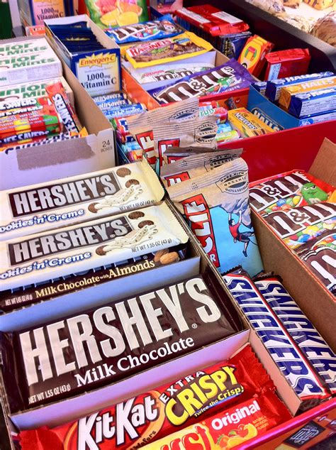 7 Of My Favorite Candybars by Favorite Images 1 Hd Wallpaper And Background