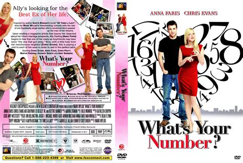 Cover Your by What S Your Number Dvd Custom Covers Whats Your