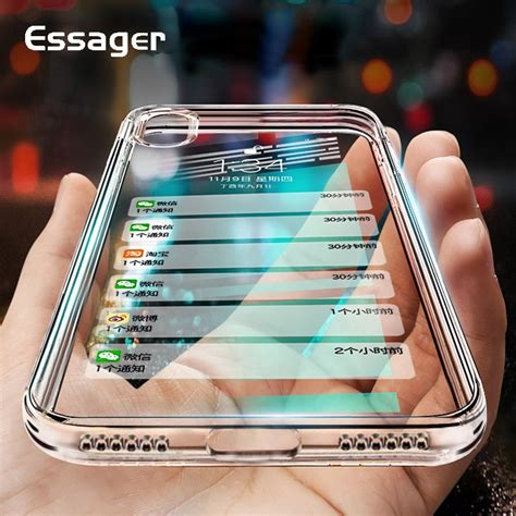 buy essager silicone phone case