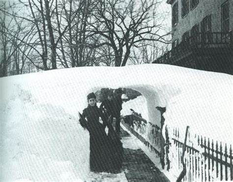 the great blizzard of 1888 wunder blog archive weather underground