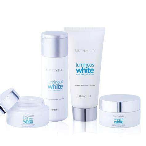 Simplysiti White And Detox Review by Luminous White Set Simplysiti