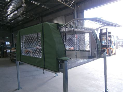canopies a1 trailers