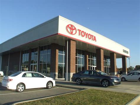 Toyota Dealership In Sanford Nc Fred Toyota Of Sanford Car Dealership In Sanford