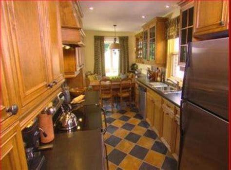 candice olson galley kitchen designs video