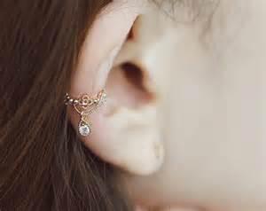 Cuff amp wrap earrings etsy