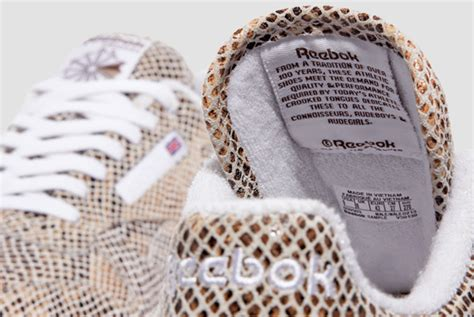 Celana White By Wannabe Id crooked tongues x reebok classic leather wannabees