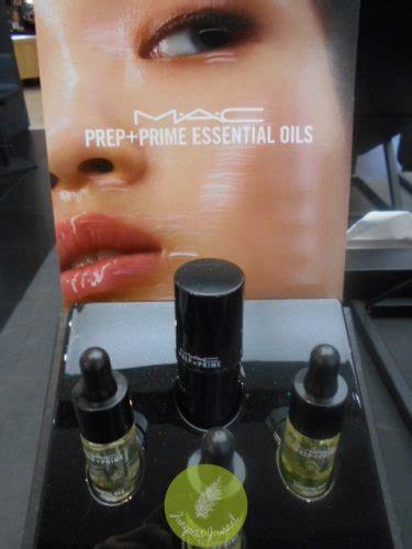 Mac Prep Prime Essential mac prep prime essential oils