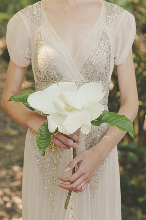 Best Single Stem Flowers Wedding Picture Of A Large Magnolia And Some Foliage Is A Nice