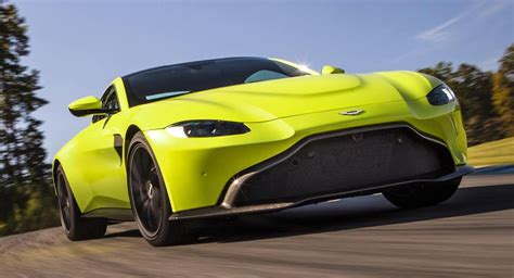 Aston Martin Vantage Manual Transmission by Aston Martin Vantage Won T Sport A Manual Transmission For