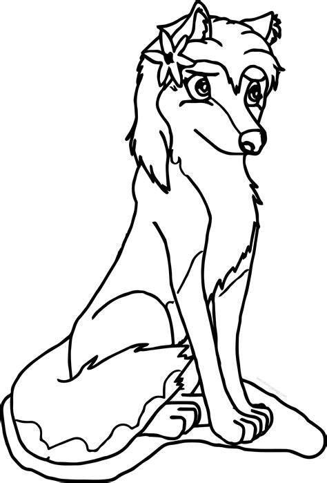 alpha color aleu alpha and omega wolf coloring page wecoloringpage