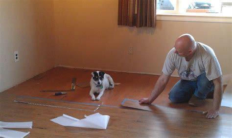 What type of flooring (linoleum not laminate) do you