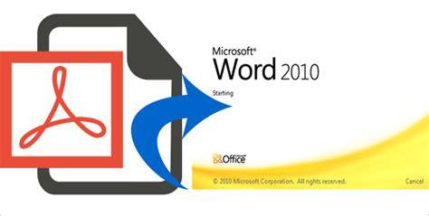 convert pdf to word file besar cara convert pdf ke excel free