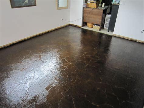 Brown Paper Bag Floor by Diy Brown Paper Floor Awesomeness Room 2 Complete With