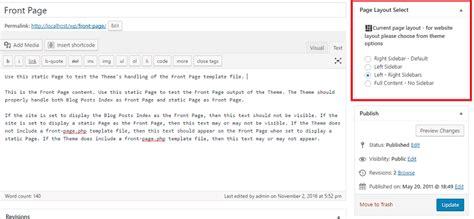 select layout wordpress promax wordpress theme setup guide and documentation