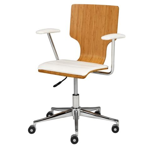 Teo Desk Chair From Barker And Stonehouse Desk Chairs Home Office Desk Chair
