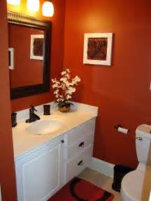 Orange Bathroom Ideas 17 Best Ideas About Orange Bathrooms On Orange Bathroom Decor Bathroom Paint