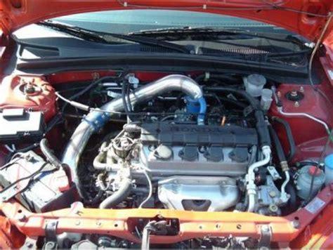 2001 honda civic cold air intake honda civic 2001 2005 polished cold air intake system