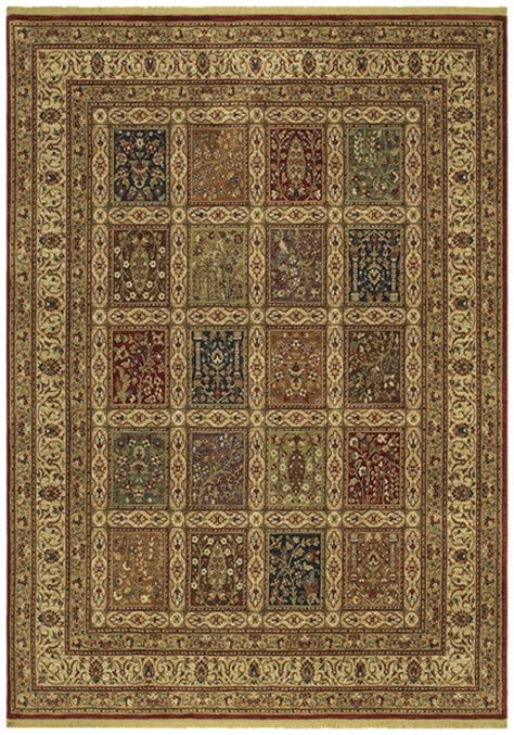 Shaw Living Area Rugs Shaw Living Renaissance Jourdain 09440 Multi Closeout Area