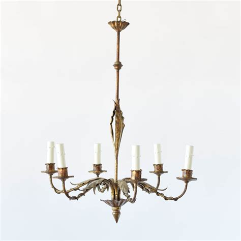 Iron Chandelier Gilded Chandelier 2 Avail The Big Chandelier
