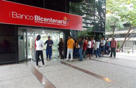 bicentenario banco televen banco bicentenario y banesco suspender 225 n