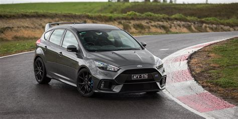 Ford Forcus Rs by 2016 Ford Focus Rs Review Caradvice