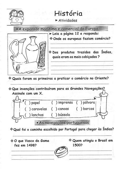 Calendario Prova Area Ii Hist 211 Ria 5 176 Ano 135 Atividades Exerc 205 Cios Para Imprimir