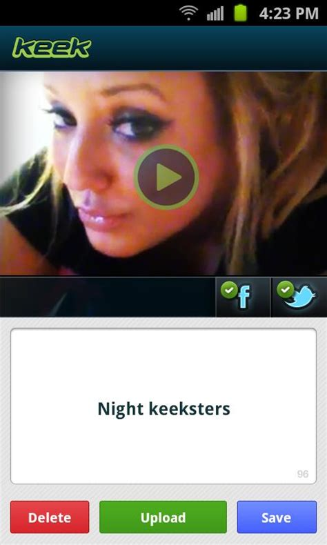 Keek Search Keek Social Cool Android Apps On Play