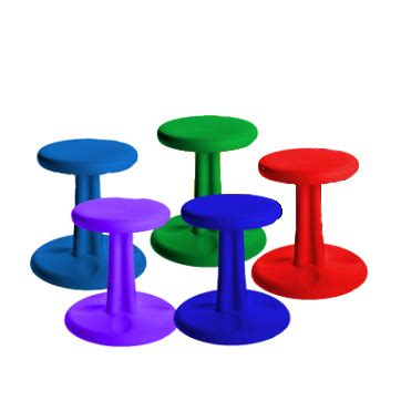 Wobble Chair by Preschool Kore Wobble Chair Fidgeting