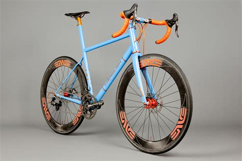 orange cycling zach s road race disc english cycles