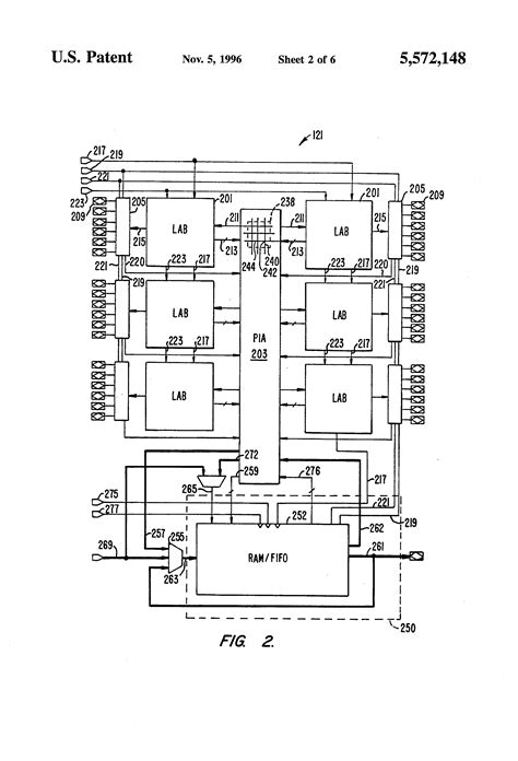 what is the purpose of integrated circuit patent us5572148 programmable logic array integrated circuit with general purpose memory