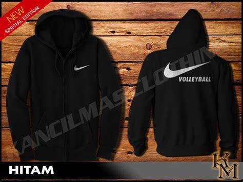 Jaket Hoodie Zipper Nike 02 jual beli jaket hoodie zipper nike sport warna