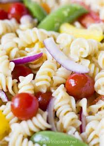 yummy pasta salad delicious and easy pasta salad recipe