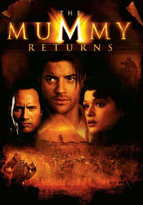aktor film mummy the mummy returns movie posters from movie poster shop