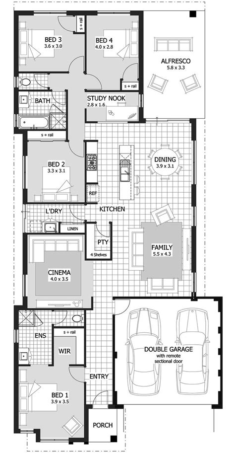 house plans by lot size 1000 images about house plans on house plans