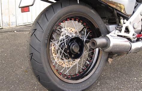 Motorrad Umbauten Honda by Umgebautes Motorrad Honda Ntv 650 Revere Von Gonzomat