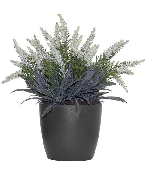 erika pflanze k 252 nstliche erika pflanze creme 24cm getopft