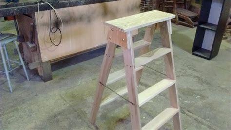 como hacer una escalera de canas como hacer una escalera escalera de madera