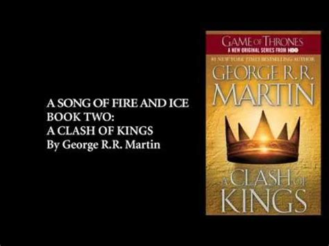 a clash of kings a song of ice and fire book two agapea libros urgentes a clash of kings a song of ice and fire book 2 youtube