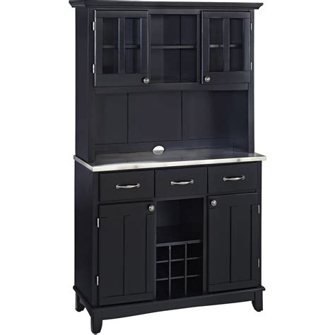 Kitchen Buffet Hutch Furniture Kitchen Kitchen Hutch Cabinets For Efficient And Stylish Storage Ideas Tenchicha