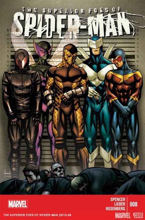 superior foes of spider man sinister six trademarks renewed is it now a comedy series