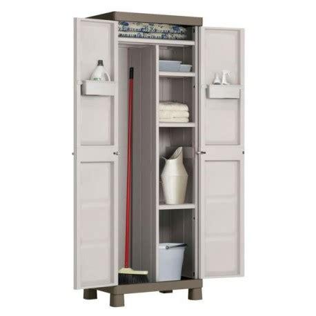 armarios escoberos para exterior armario de resina escobero para exterior