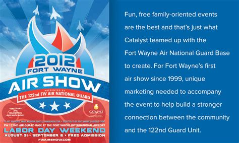 on to the show fort wayne s lasting impact on the nhl and the hockey world books study fort wayne air show 2012 catalyst marketing