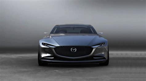 Yeni Mazda Vision Coupe Bir Otomobil Olamayacak Kadar şık