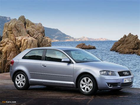 Audi A3 8p 2 0 Tdi by Audi A3 2 0 Tdi 8p 2003 2005 Wallpapers 1024x768