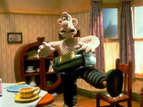 Wallace And Gromit Ask You To Wear Wrong Trousers by View From The Teapot 187 2010 187 September