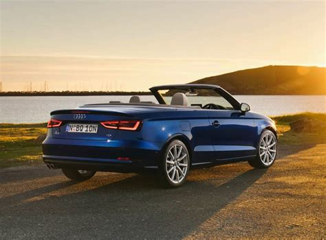 2015 audi a3 convertible 2015 audi a3 s3 on sale in australia from 35 900