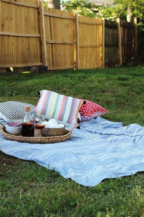 things in a backyard the only 4 things you need for the perfect backyard chill