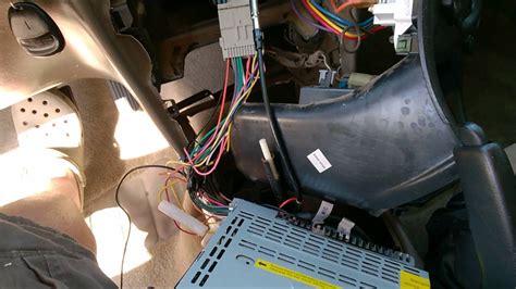 2003 oldsmobile alero stereo wiring wiring diagram