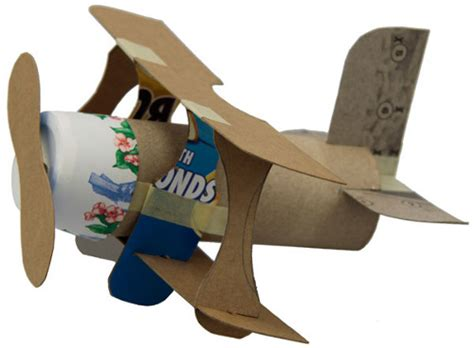 Paper Airplane Crafts - 21 coolest toys you can make from recycled materials
