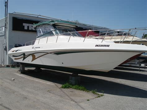 fountain boats for sale in ontario canada need info and thoughts on this fountain 31 sportfish
